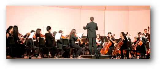 Turtle Island Rounds out District Orchestra Festival