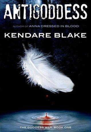 Book Review: Blake's Antigoddess