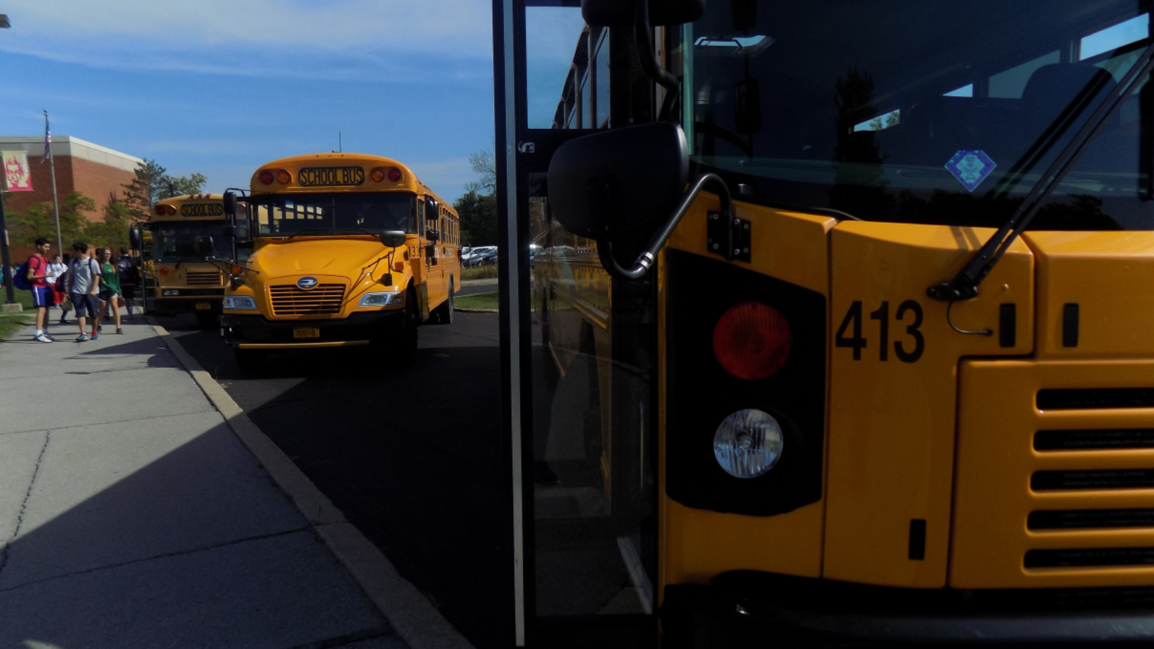Bus Shortages Take Toll on  Students and Teachers