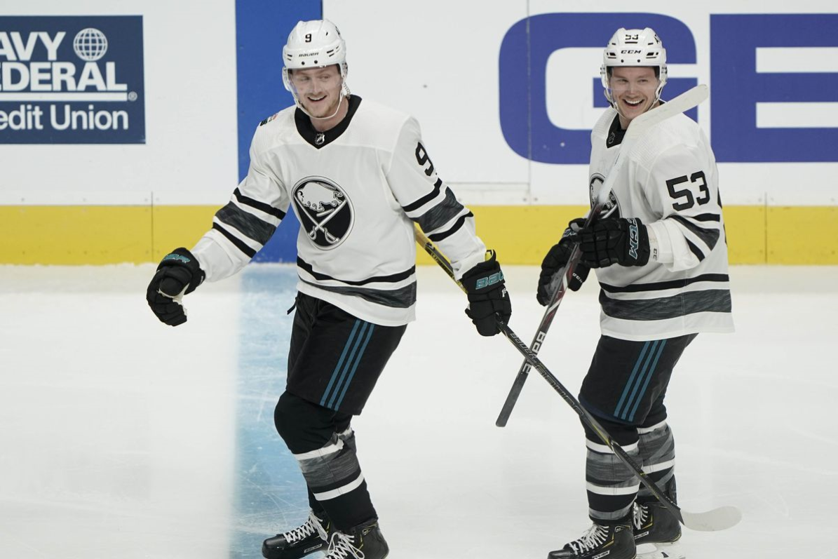 Sabres Enter Make-Or-Break Stretch