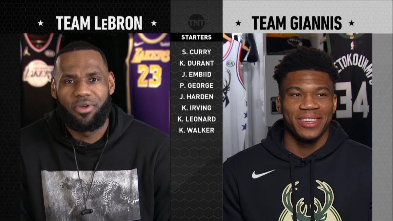 NBA All Star Draft