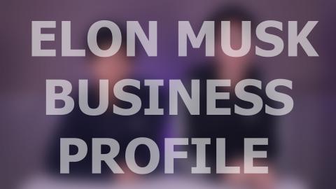 Twice As Interesting: Elon Musk Business Profile