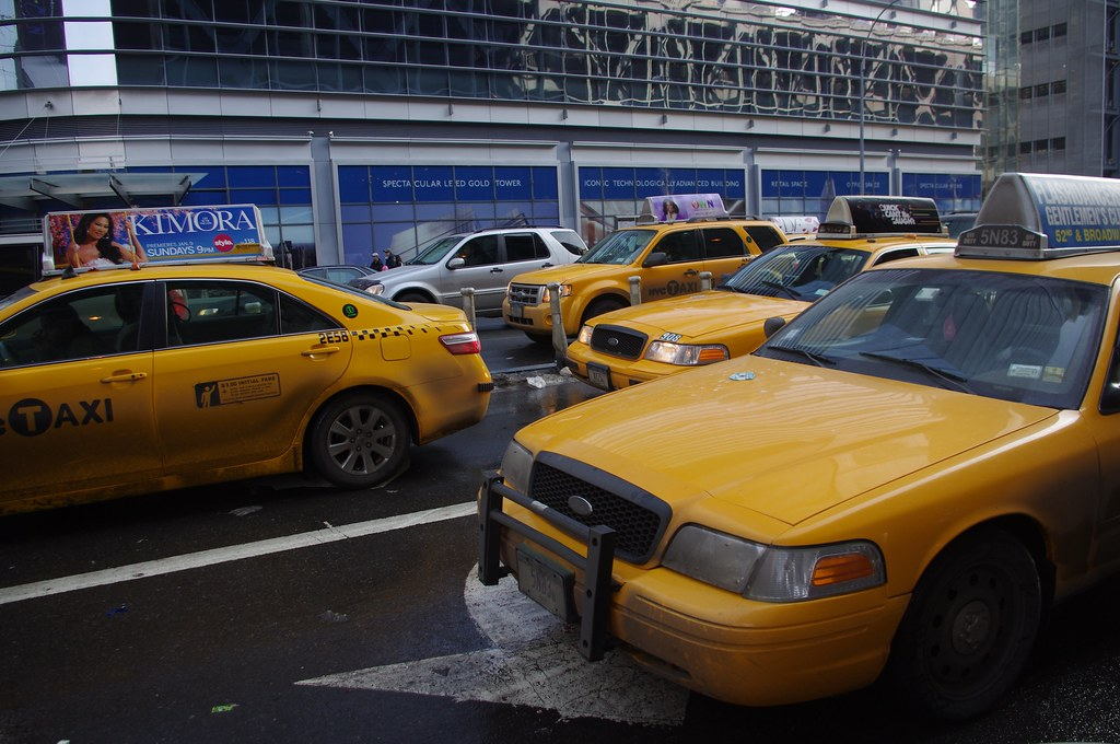 Do you uber? The gap between cab drivers and ridesharing, explained