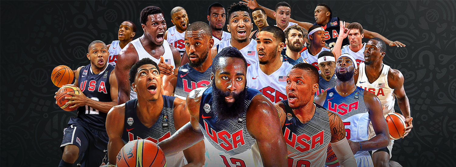 USA Finishes 7th in FIBA World Cup