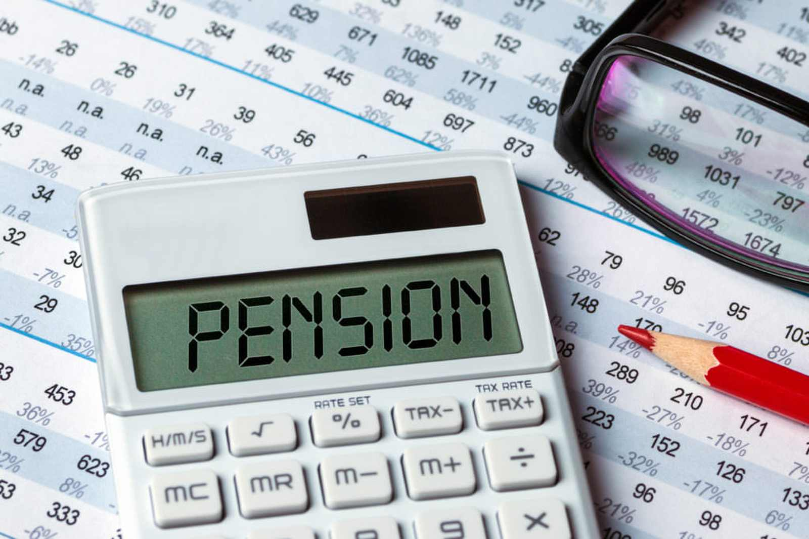 The Pension Gap